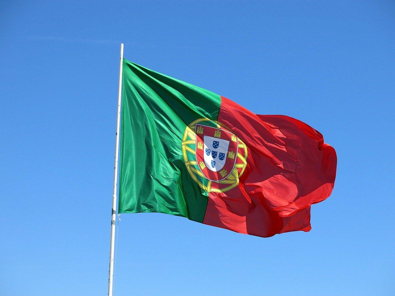 portugal, flag, wind-1355102